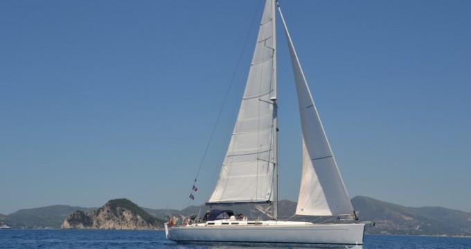 Location yacht à Corfou - Cantiere Del Pardo Grand Soleil 50 sur SamBoat