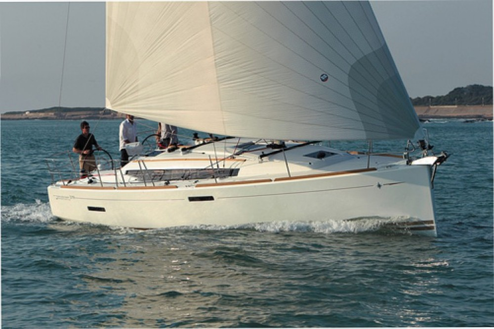 Bootsverleih Jeanneau Sun Odyssey 30i Arzon Samboat
