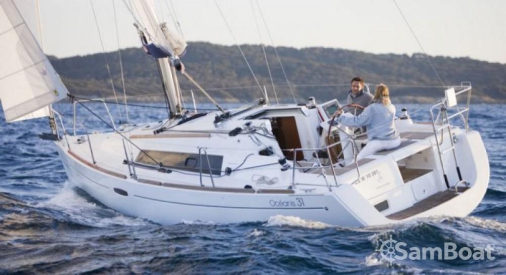 Location yacht à Arzon - Bénéteau Oceanis 31 Dl sur SamBoat