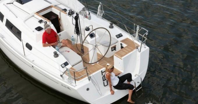 Location yacht à Port du Crouesty - Hanse Hanse 325 sur SamBoat