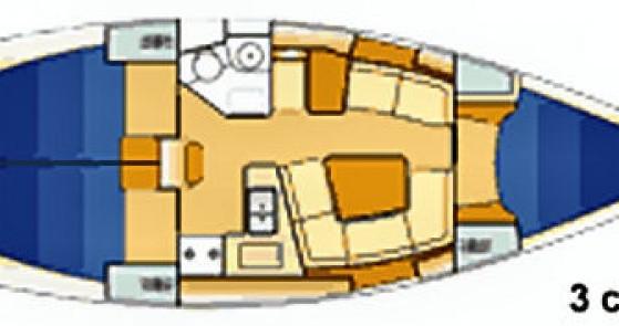 Location yacht à Arzon - Jeanneau Sun Fast 35 sur SamBoat