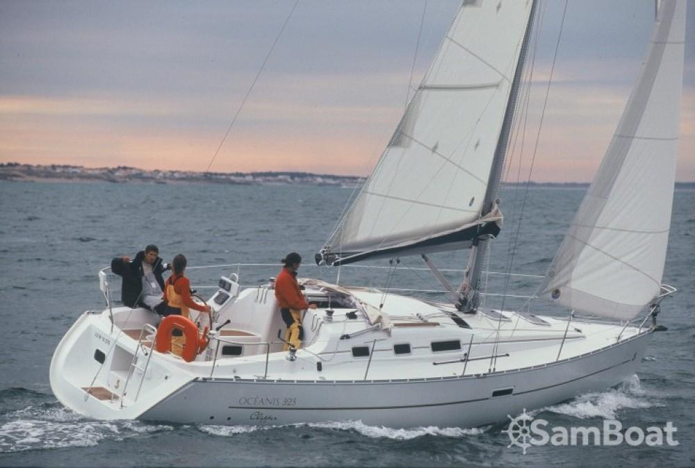 Verhuur Zeilboot in Arzon - Bénéteau Oceanis 323 Clipper