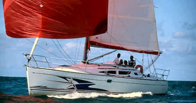 Location bateau Jeanneau Sun Fast 35 à Arzon sur Samboat