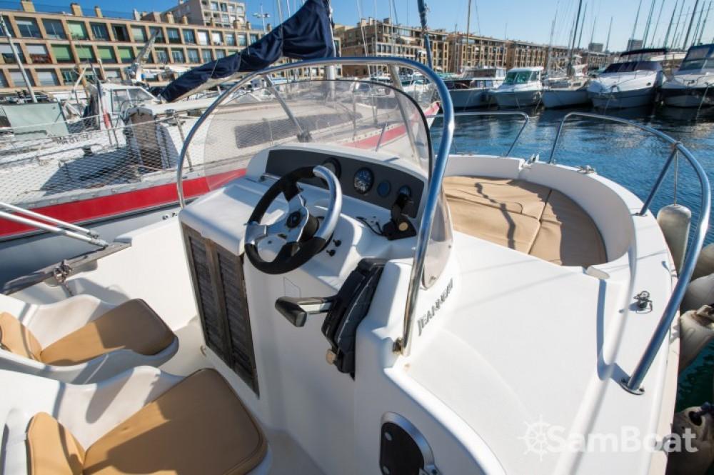 Bootverhuur Marseille goedkoop Cap Camarat 545 WA