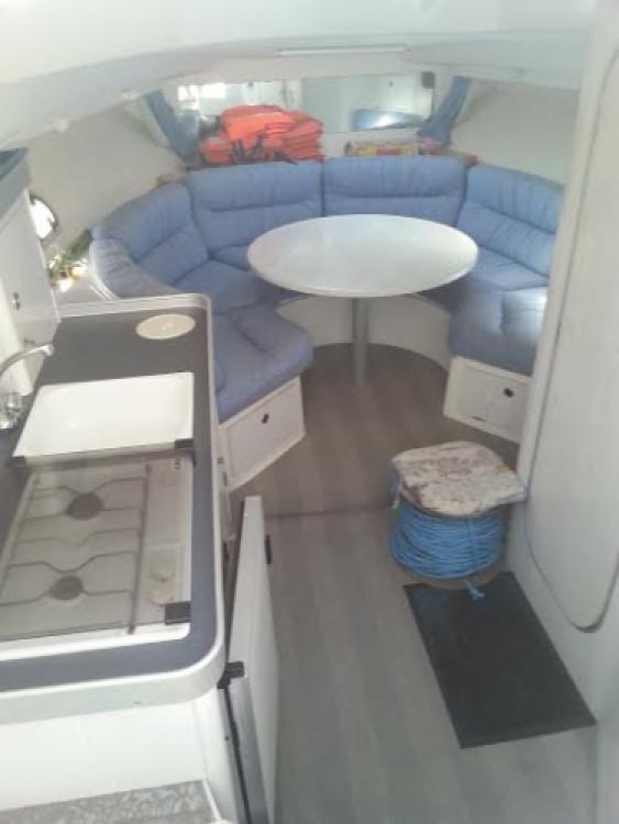 Alquiler de barcos Gruissan barato de Flyer 8