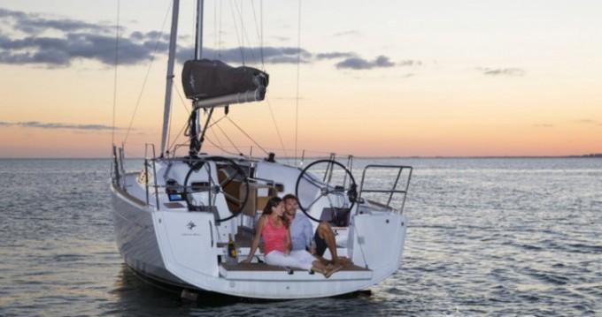 Location yacht à Arzon - Jeanneau Sun Odyssey 349 sur SamBoat
