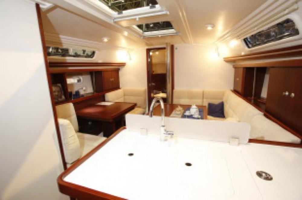 Location yacht à Arzon - Hanse Hanse 375 sur SamBoat