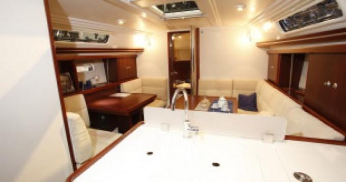 Location bateau Arzon pas cher Hanse 375
