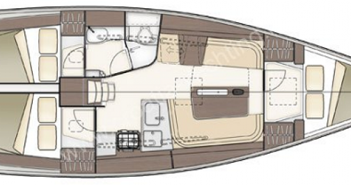 Location bateau Delher 38 à Arzon sur Samboat