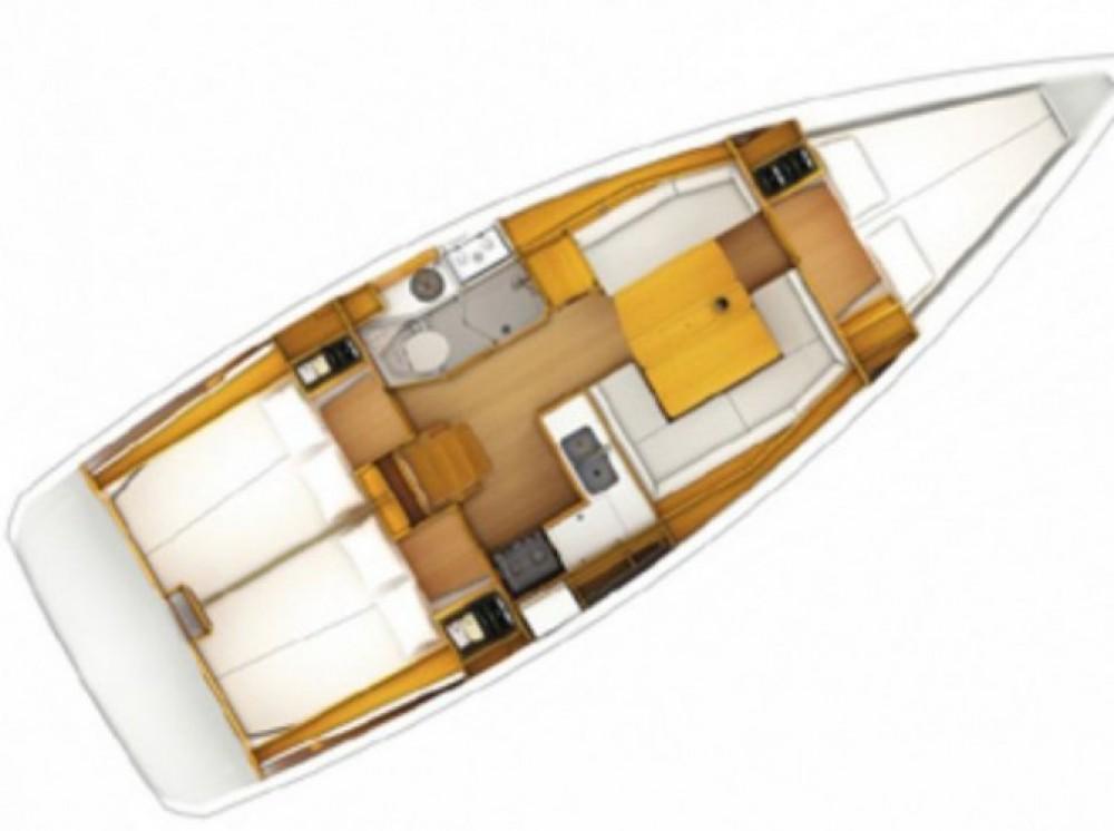 Bootsverleih Jeanneau Sun Odyssey 379 Dl Arzon Samboat