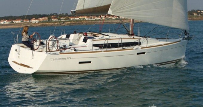 Location yacht à Port du Crouesty - Jeanneau Sun Odyssey 379 Dl sur SamBoat