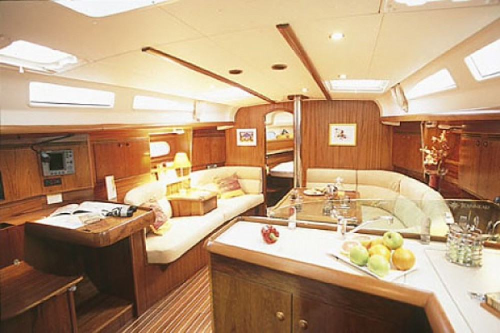Location yacht à Arzon - Jeanneau Sun Odyssey 40.3 sur SamBoat