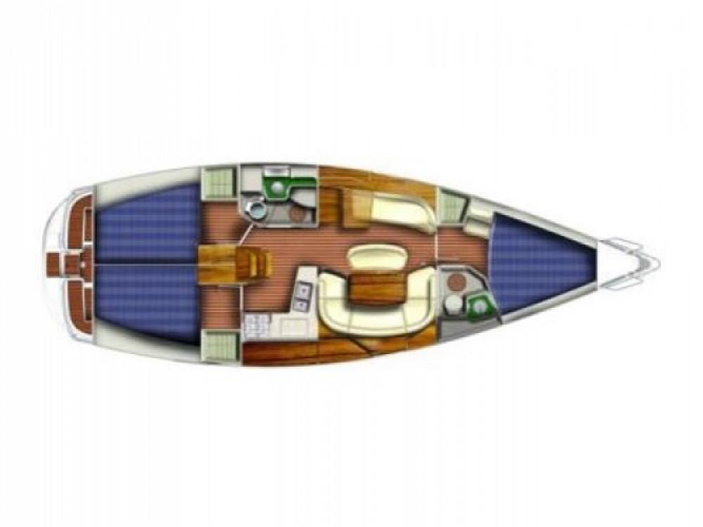 Location bateau Arzon pas cher Sun Odyssey 40.3