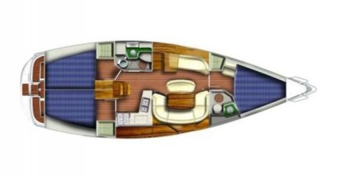 Location bateau Port du Crouesty pas cher Sun Odyssey 40.3 Q