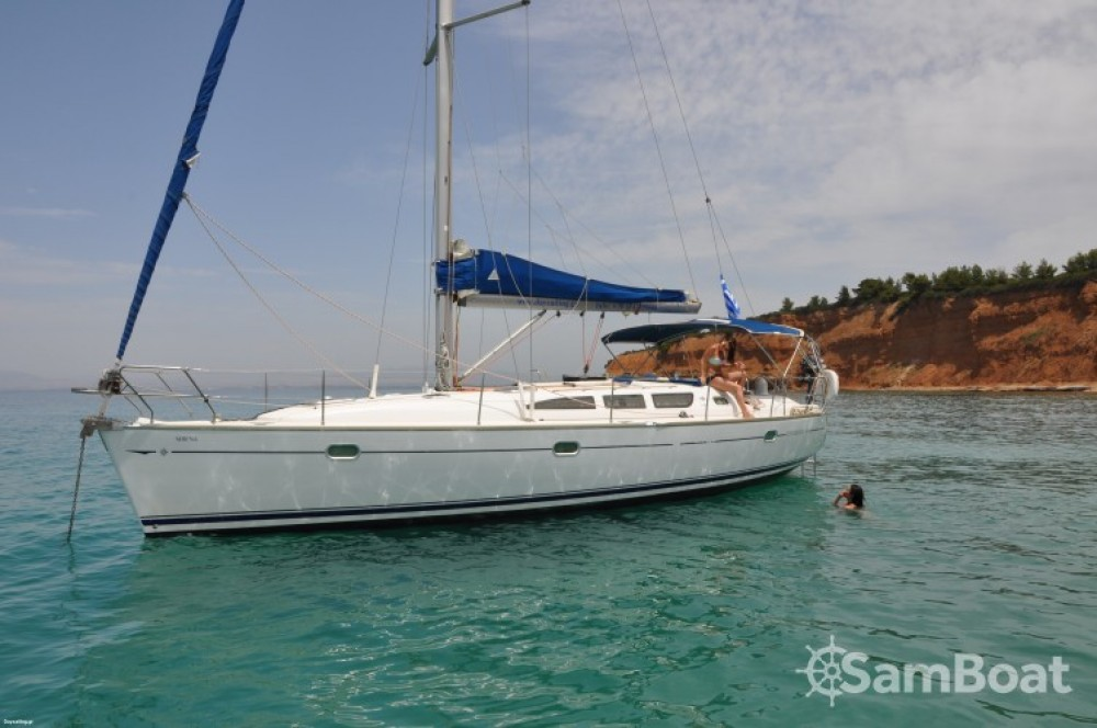 Bootsverleih Jeanneau Sun Odyssey 40.3 Q Arzon Samboat