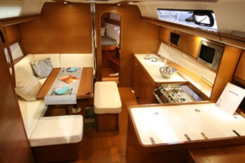 Yacht-Charter in Arzon - Dufour Dufour 405 Q auf SamBoat