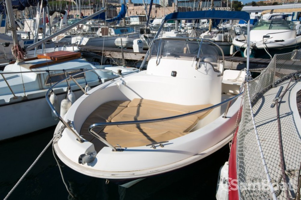 Jachthuur in Marseille - Jeanneau Cap Camarat 545 WA via SamBoat