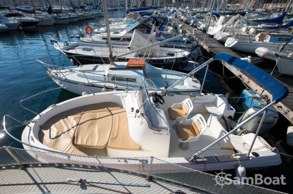 Verhuur Motorboot in Marseille - Jeanneau Cap Camarat 545 WA
