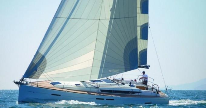 Jeanneau Sun Odyssey 449 Q entre particuliers et professionnel à Port du Crouesty