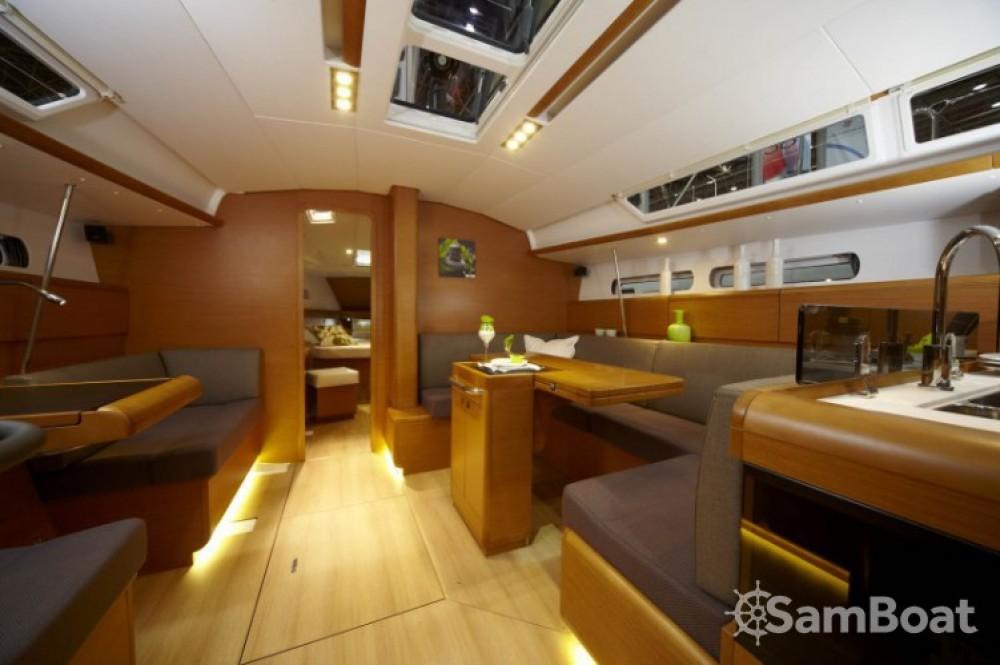 Jeanneau Sun Odyssey 439 entre particuliers et professionnel à Arzon