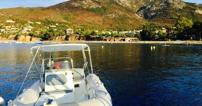 RIB for rent Galéria at the best price