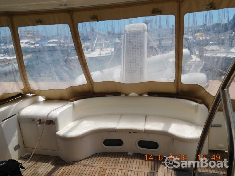 Location yacht à Le Grau-du-Roi - Jeanneau Prestige 46 sur SamBoat