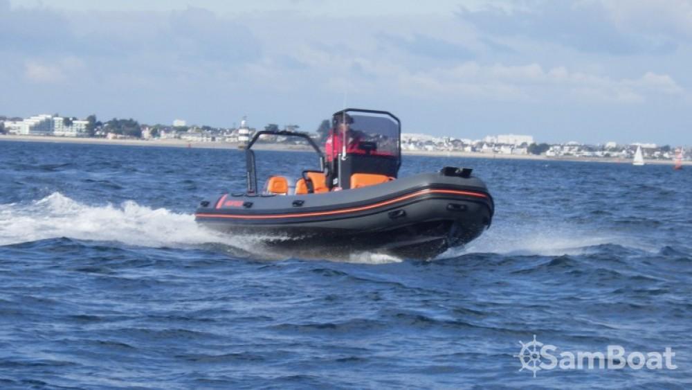 Jachthuur in Lorient - Highfield Ocean Master 590 via SamBoat