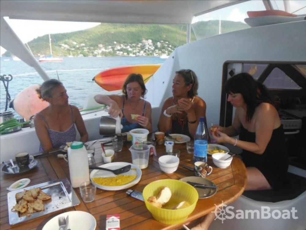 Location yacht à Le Marin - Catana Catana 411 sur SamBoat