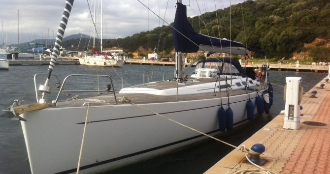 Boat rental Marseille cheap Grand Soleil 50