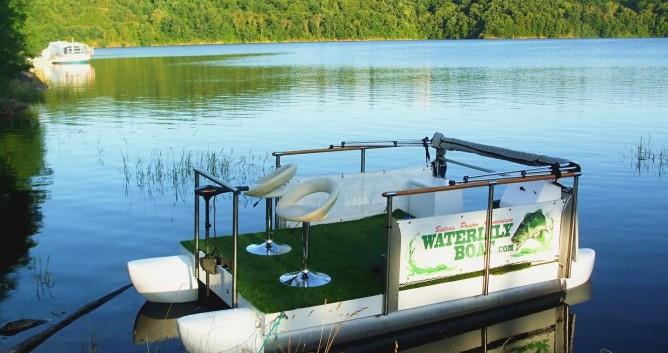 Louer Bateau à moteur avec ou sans skipper Waterlily-Boat à Lacanau-Océan