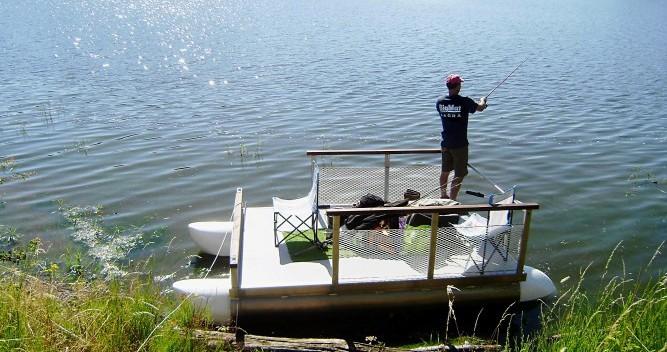 Louez un Waterlily-Boat Waterlily 3020 à Lacanau-Océan