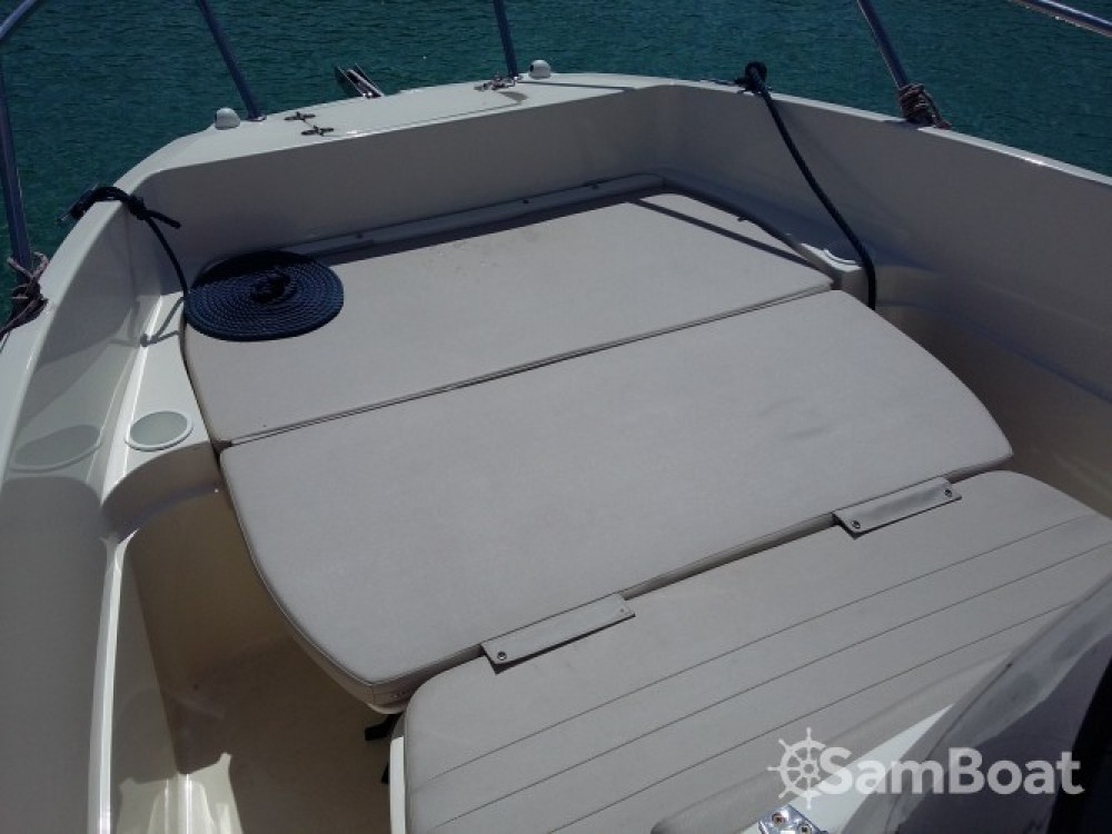 Motorboot mieten in Hyères - Quicksilver Activ 605 Open