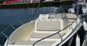 Hire Motor boat with or without skipper Quicksilver Lorient