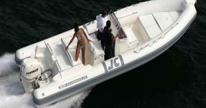 Location Semi-rigide à Hyères - Joker Boat Clubman 26