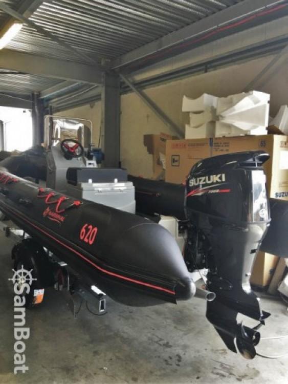 Rental yacht Lannion - Narwhal 6.20 hd on SamBoat