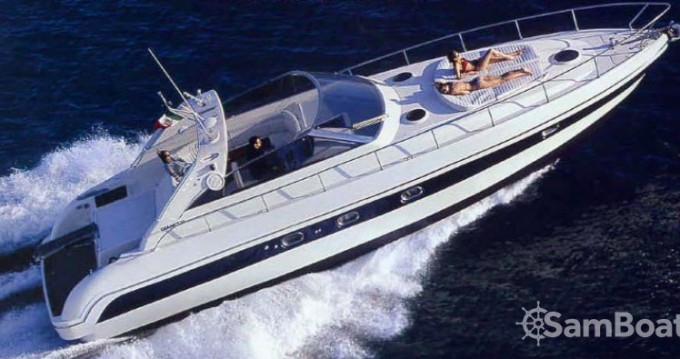 Location yacht à Nice - Gianetti 45 Sport sur SamBoat