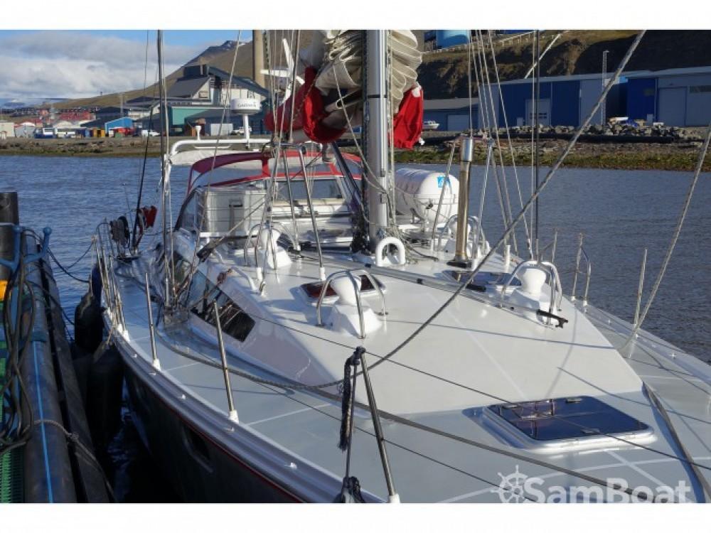 Louer Voilier avec ou sans skipper Alubat à Longyearbyen