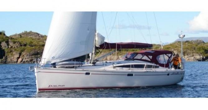 Boat rental Norway cheap Delphia 47