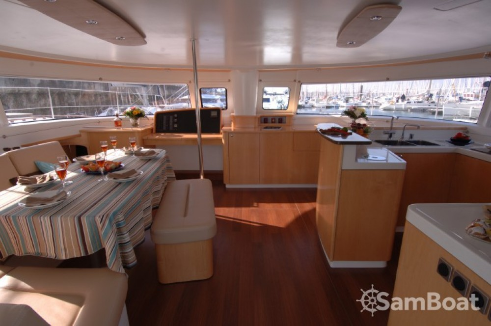 Yacht-Charter in Norwegen - Fountaine Pajot Salina 48 auf SamBoat
