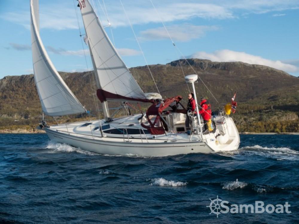 Verhuur Zeilboot in Svolvær - Delphia Delphia 37