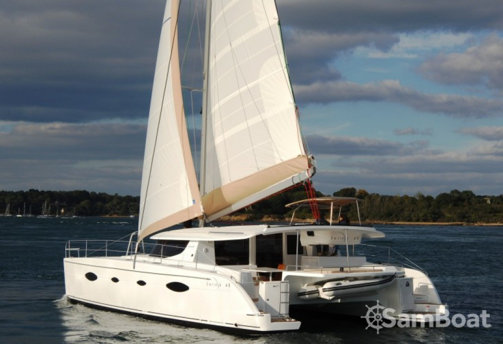 Bootsverleih Fountaine Pajot Salina 48 Norwegen Samboat