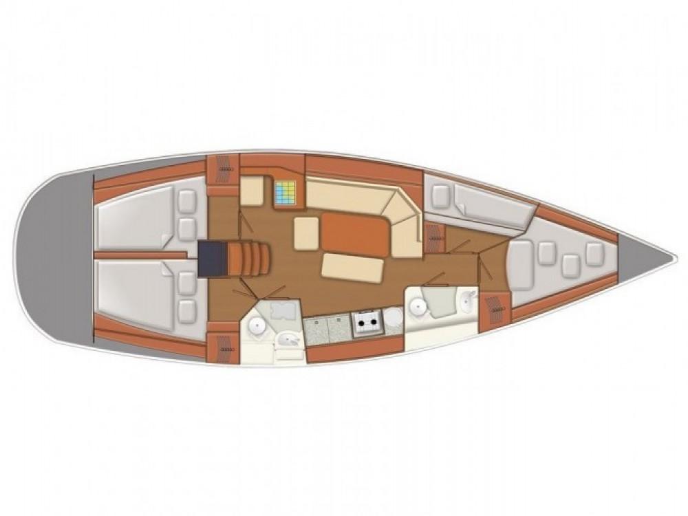 Location bateau Norvège pas cher Delphia 40