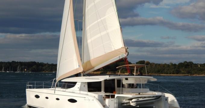 Location bateau Norvège pas cher Salina 48