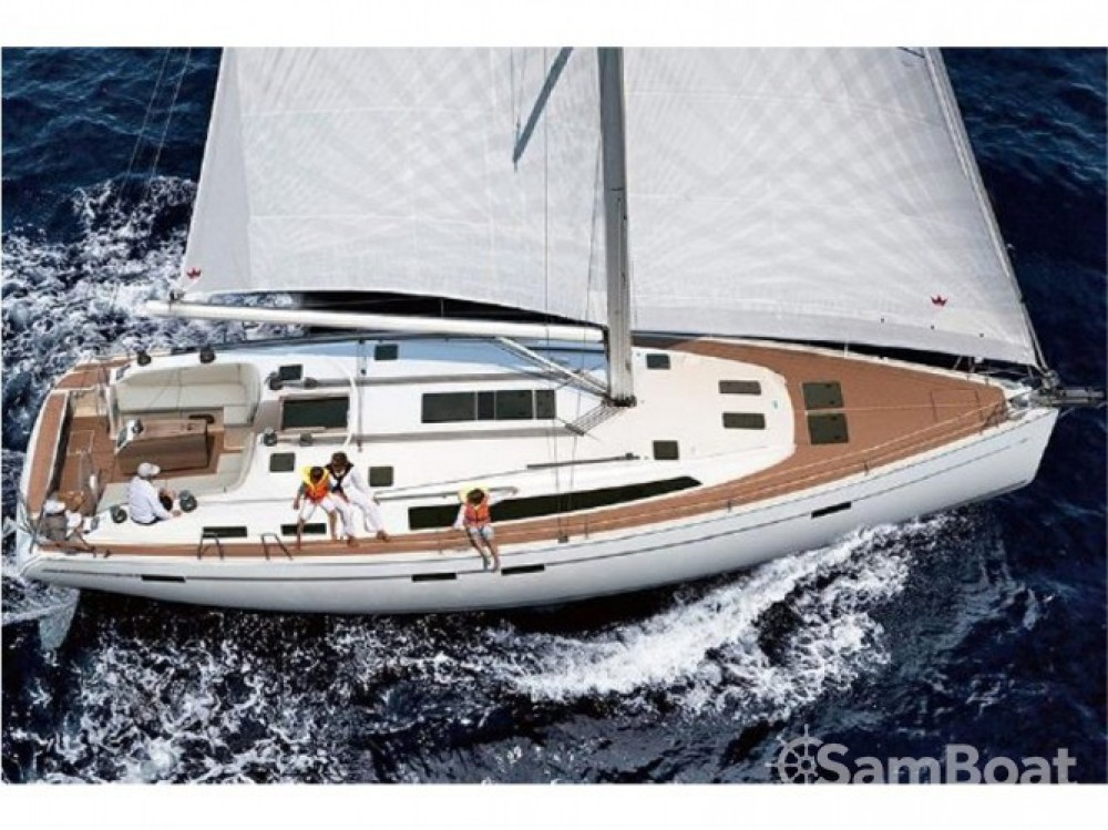 Vermietung Segelboot Bavaria mit Führerschein