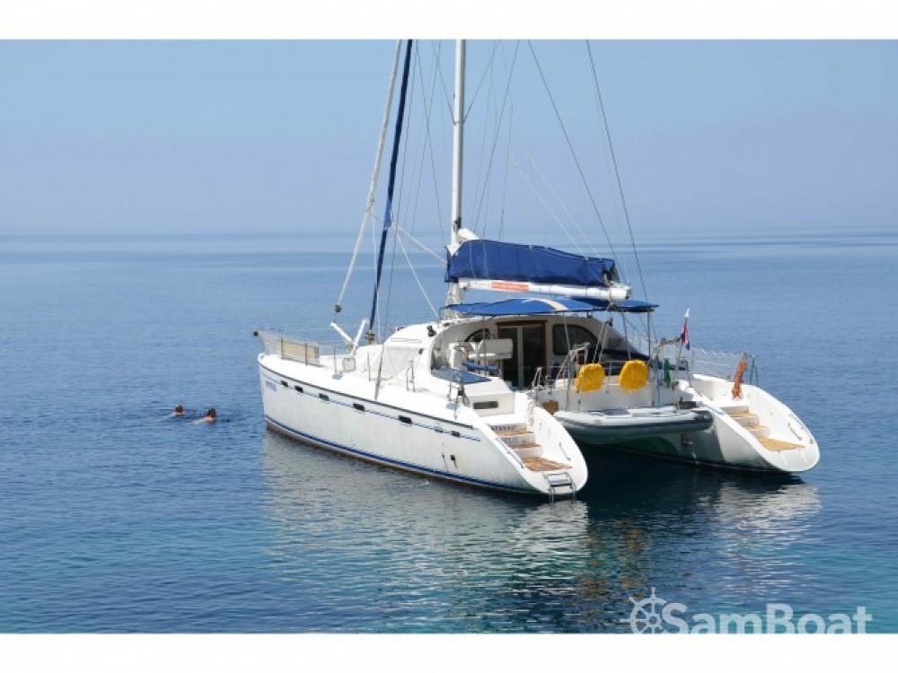 Location Catamaran à  - Alliaura Privilege 465