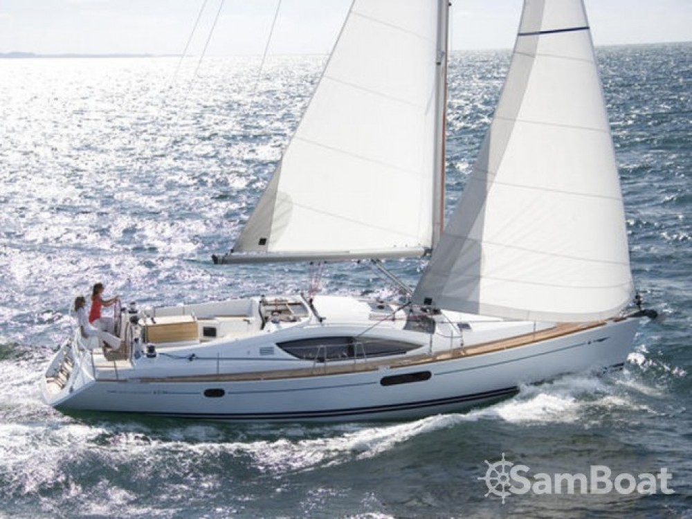 Boat rental Jeanneau Sun Odyssey 45DS in Marina Kornati on Samboat