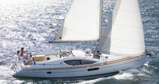 Louez un Jeanneau Sun Odyssey 45 DS à Marina Kornati