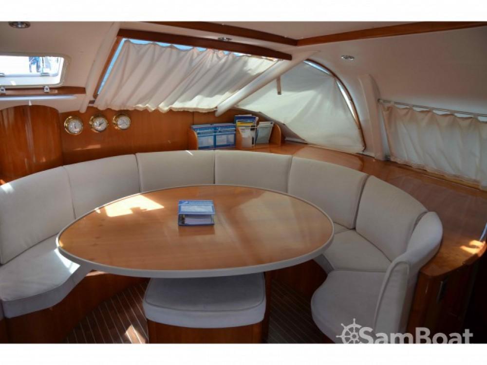 Location bateau Alliaura Privilege 465 à  sur Samboat