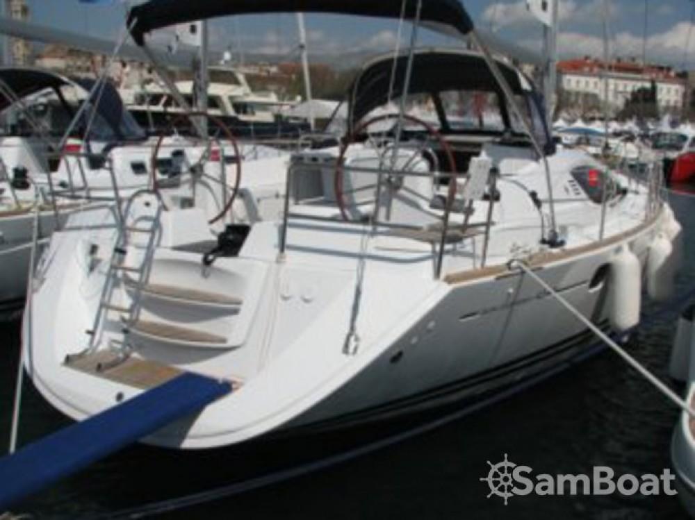Bootverhuur Marina Kornati goedkoop Sun Odyssey 45DS