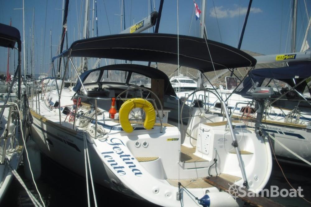 Location bateau ACI Marina Trogir pas cher Bavaria 50